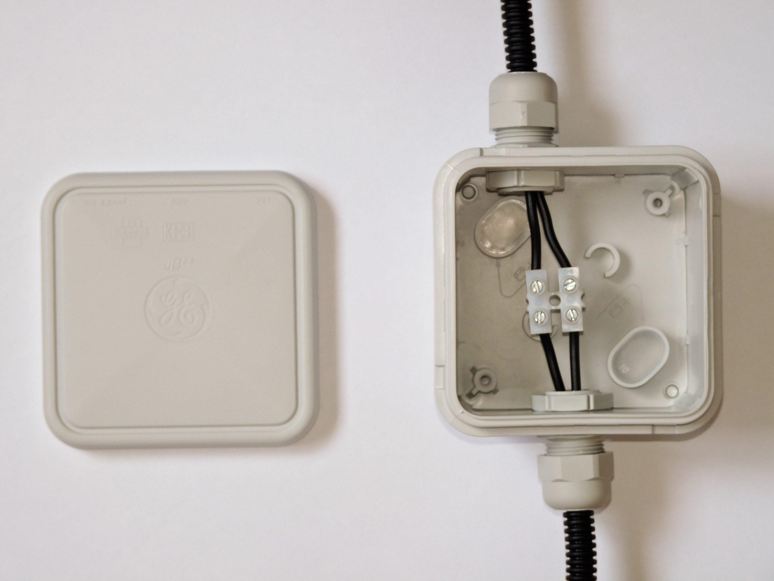 Comment installer une boîte de jonction électrique